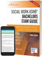 Social Work Aswb Bachelors Exam Guide, Second Edition