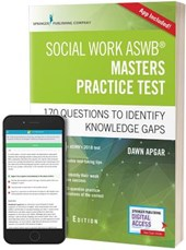 Social Work Aswb Masters Practice Test, Second Edition | Dawn Apgar |