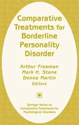 Comparative Treatments for Borderline Personality Disorder | auteur onbekend |