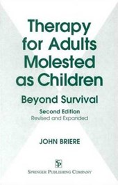 Therapy for Adults Molested as Children