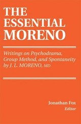 The Essential Moreno | J. L. Moreno |
