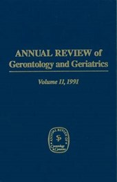 Annual Review of Gerontology and Geriatrics, Volume 11,
