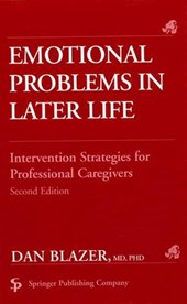 Emotional Problems in Later Life