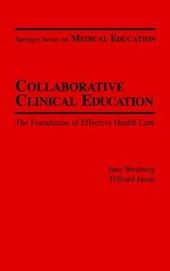 Collaborative Clinical Education | Jane Westberg |
