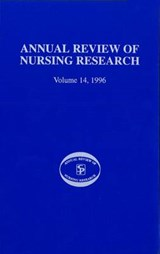 Annual Review of Nursing Research | Joyce J. Fitzpatrick; Jane Norbeck |