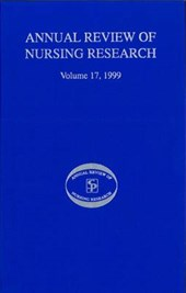 Annual Review of Nursing Research, Volume 17, |  |