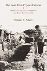 The Road from Frijoles Canyon | William Y. Adams |