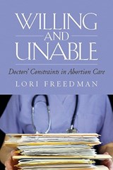 Willing and Unable | Lori R. Freedman |