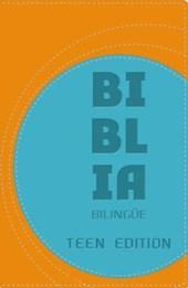 Biblia Bilingue-PR-NVI/NIV-Teen