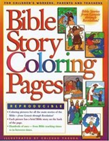 Bible Story Coloring Pages | Gospel Light |
