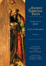 Commentary on John | Cyril of Alexandria |