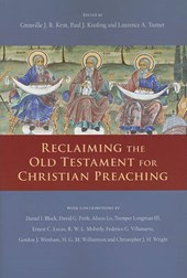 Reclaiming the Old Testament for Christian Preaching |  |