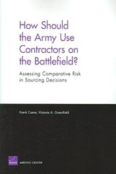How Should the Army Use Contractors on the Battlefield?
