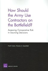 How Should the Army Use Contractors on the Battlefield? | Frank Camm |