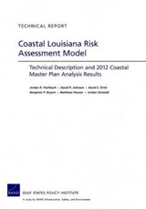 Coastal Louisiana Risk Assessment Model | Jordan R. Fischbach |