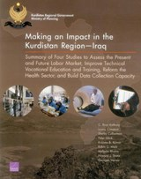Making an Impact in the Kurdistan Region - Iraq | C. Ross Anthony |