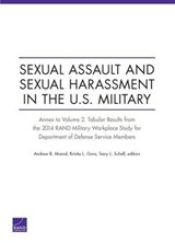 Sexual Assault and Sexual Harassment in the U.S. Military | auteur onbekend |
