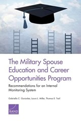 The Military Spouse Education and Career Opportunities Program | Gabriella C. Gonzalez |