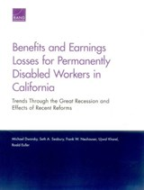 Benefits and Earnings Losses for Permanently Disabled Workers in California | Michael Dworsky |