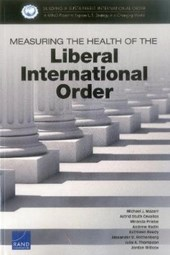 Measuring the Health of the Liberal International Order