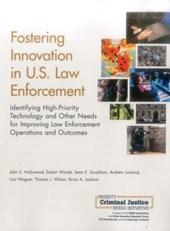 Fostering Innovation in U.S. Law Enforcement