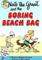 Nate the Great and the Boring Beach Bag | Marjorie Weinman Sharmat |