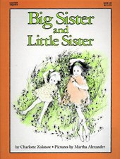 Big Sister and Little Sister | Charlotte Zolotow |