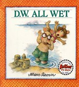 D.W. All Wet | Marc Tolon Brown |