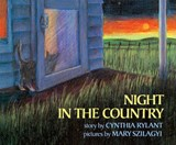 Night in the Country | Cynthia Rylant |