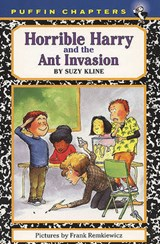 Horrible Harry and the Ant Invasion | Suzy Kline |