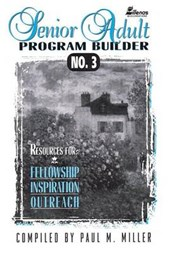 Senior Adult Program Builder No.