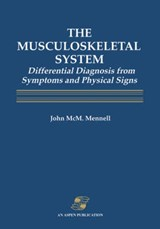 The Musculoskeletal System | John McM Mennell |