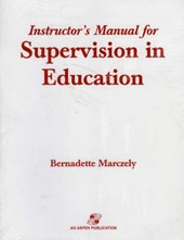Supervision in Education