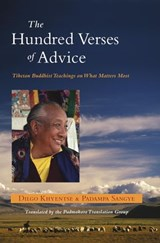 Hundred Verses of Advice | Dilgo Khyentse ; Padama Sangye |