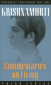Commentaries on Living