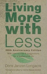 Living More With Less | Doris Janzen Longacre |