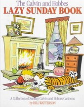Calvin and hobbes treasury (02): lazy sunday book | Bill Watterson |