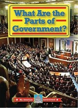 What Are the Parts of Government? | William David Thomas |