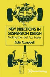 New Directions in Suspension Design