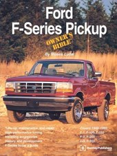 Ford F-Series Pickup Owner's Bible | Moses Ludel |