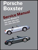 Porsche Boxster, Boxster S Service Manual | Bentley Publishers |