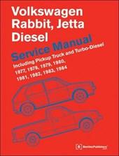 Volkswagen Rabbit, Jetta (A1 Diesel Service Manual 1977, 1978, 1979, 1980, 1981, 1982, 1984,
