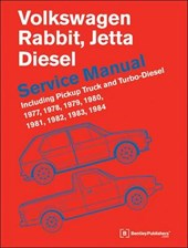 Volkswagen Rabbit, Jetta (A1 Diesel Service Manual 1977, 1978, 1979, 1980, 1981, 1982, 1984, | Bentley Publishers |