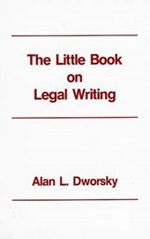 The Little Book on Legal Writing