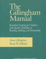 The Gillingham Manual | Gillingham, Anna ; Stillman, Bessie W. |