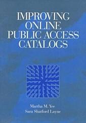 Improving Online Public Access Catalogs