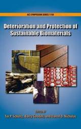 Deterioration and Protection of Sustainable Biomaterials | auteur onbekend |