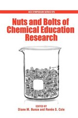 Nuts and Bolts of Chemical Education Research | auteur onbekend |