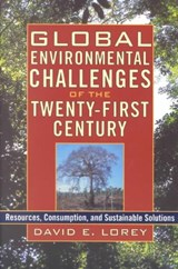 Global Environmental Challenges of the Twenty-First Century | auteur onbekend |