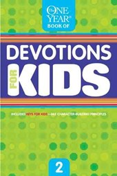 One Year Book: Devotions/Kids 2
